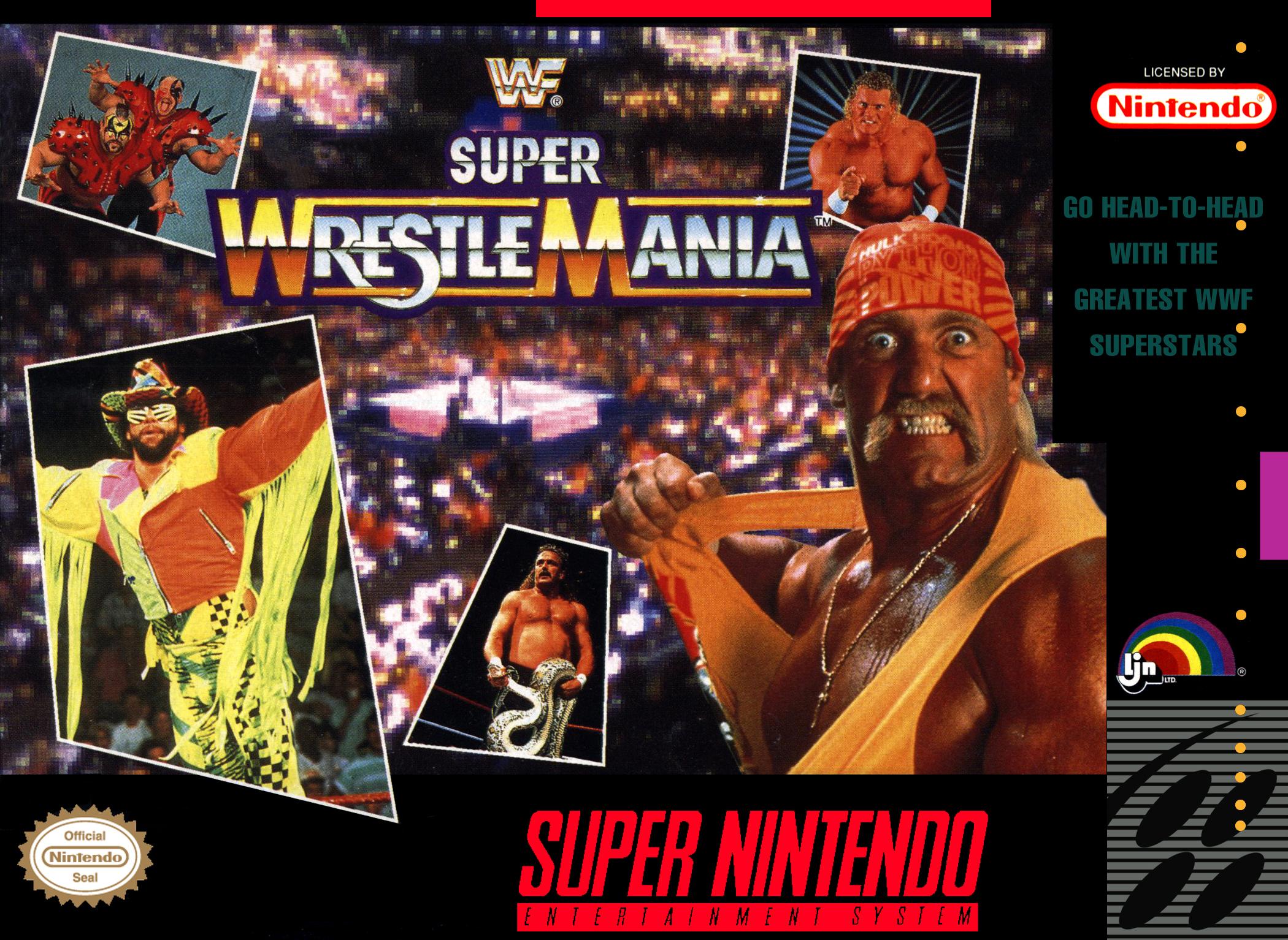 Snes A Day 35 Wwf Super Wrestlemania Snes A Day