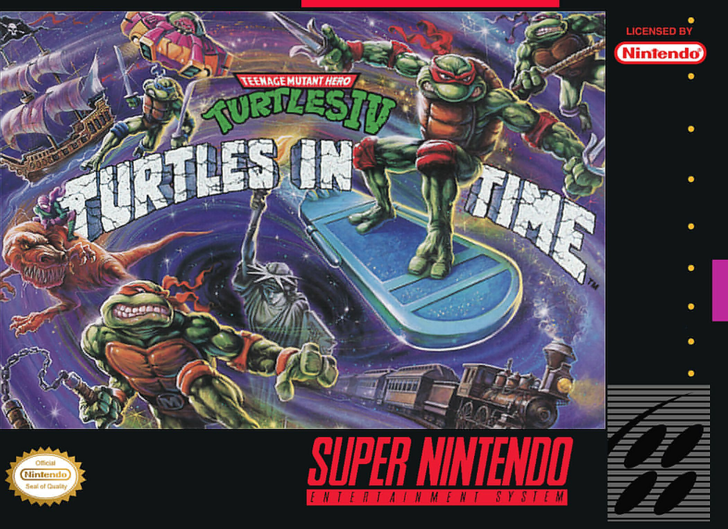 Turtles Present The Battle Of The Bands