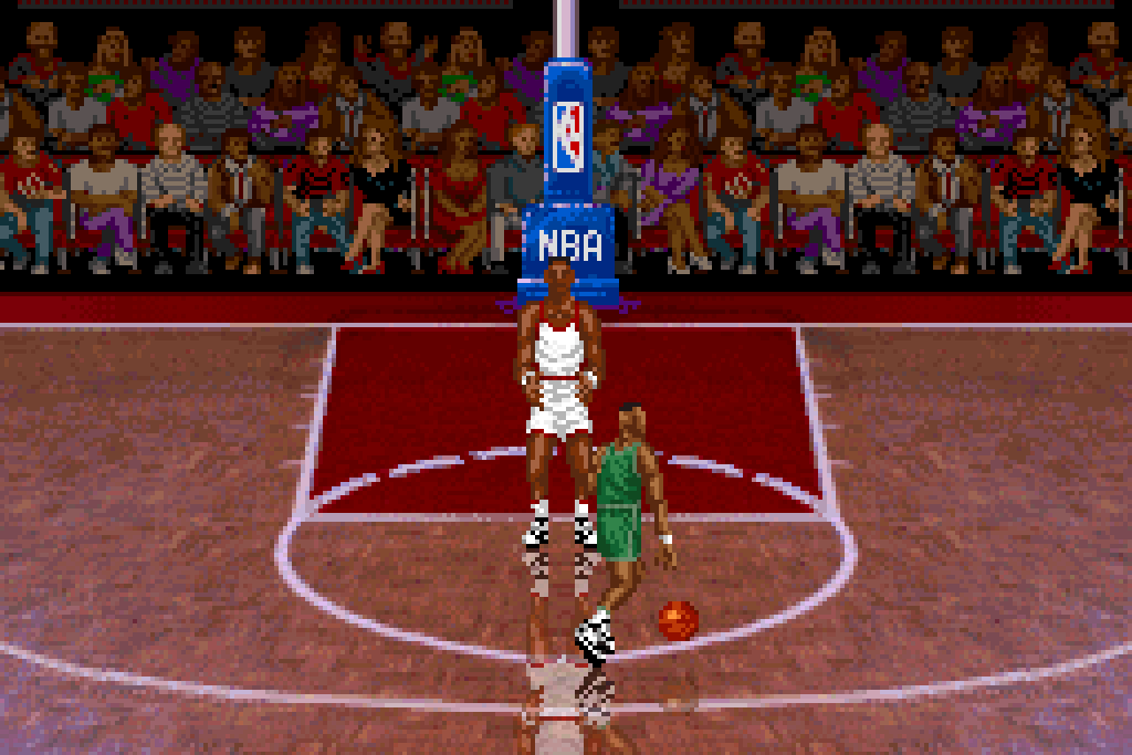 Snes A Day 139 Nba All Star Challenge Snes A Day