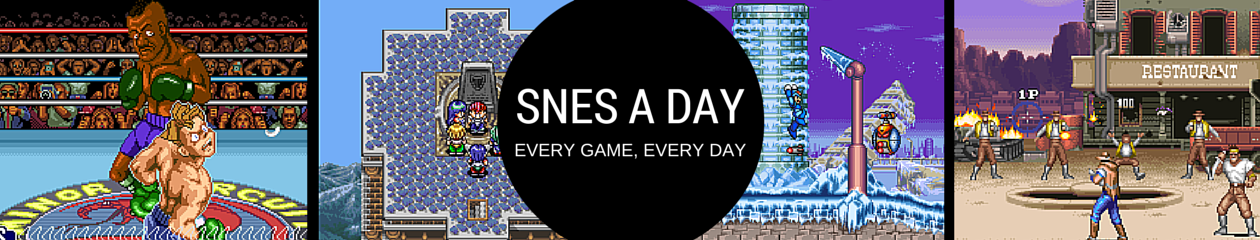 SNES A Day